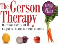 the gerson therapy Indonesia