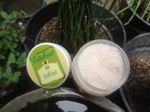 garam mandi bath salt alami