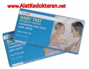 1 jual baby test onemed alat test kesuburan alat tes masa subur wanita