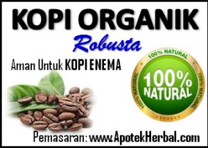 kopi organik untuk kopi enema coffee organic indonesia